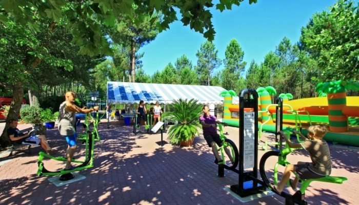 air fitness camping l'Oceane