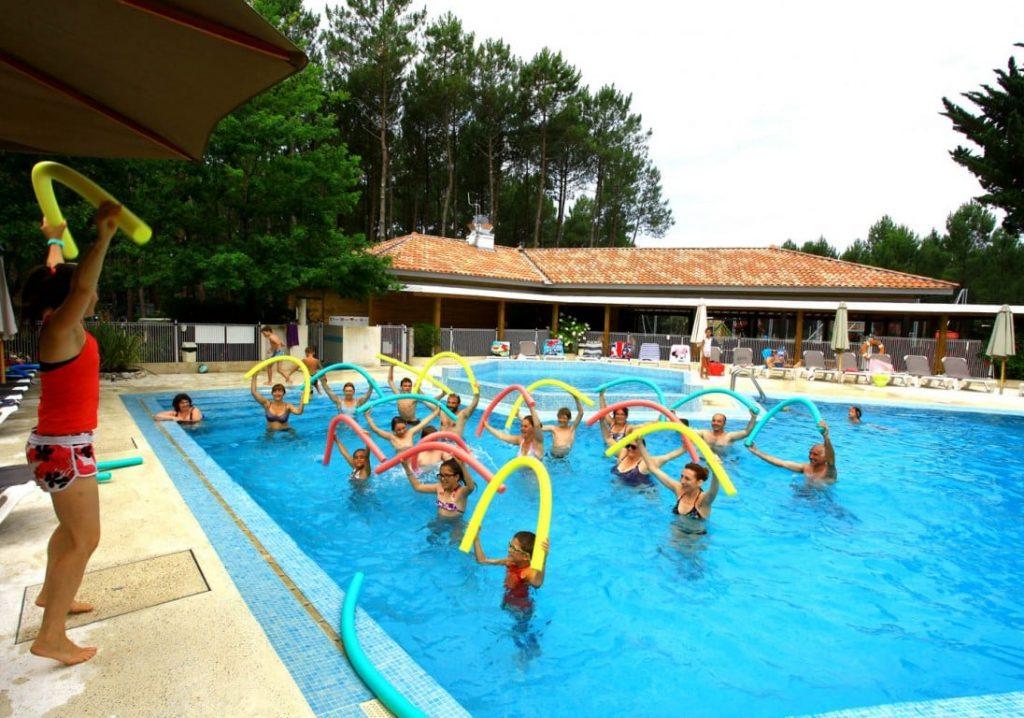 Camping piscine Landes (40)
