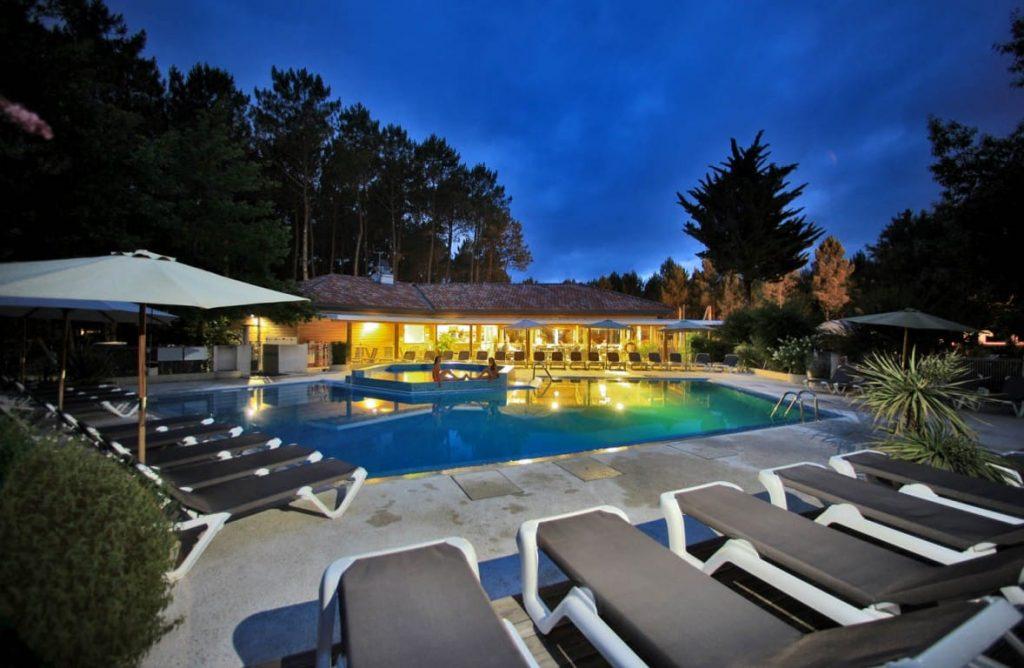 Camping avec piscine dans les Landes