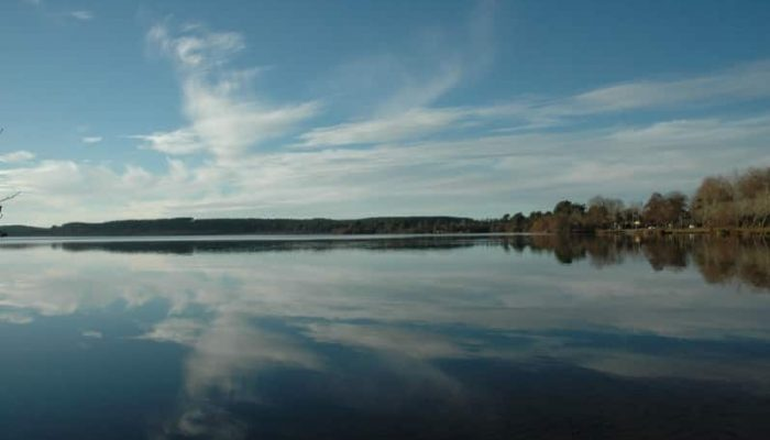lac camping océane