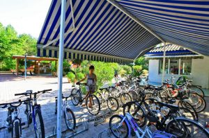 Location de vélos au Camping Océane