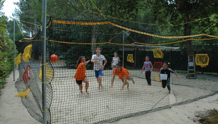 tournois en cage Camping Landes
